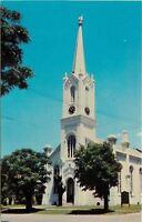 Port Gibson MS~Presbyterian Church~One Way Sign 1950s