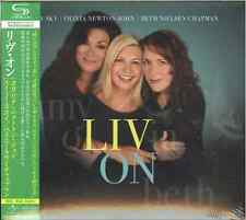 OLIVIA NEWTON-JOHN-LIV ON-JAPAN SHM-CD F30
