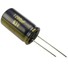 Elko Panasonic FC 1200uF 63V 105°C Low impedance Kondensator radial 854370