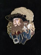 Disney Pirates of the Caribbean - Barbossa & Monkey Jack Pin LE 250