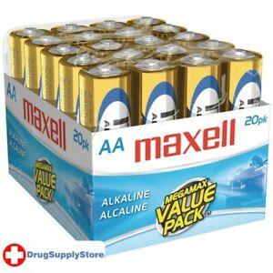 PE Alkaline Batteries (AA; 20 pk; Brick)