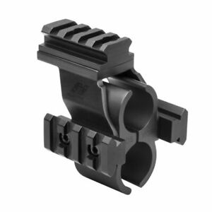 NcSTAR Shotgun Barrel Rail Mount for Mossberg 500/590 MSHBDMOS