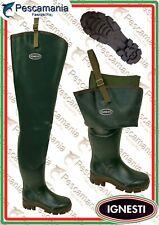 bottes en caoutchouc Ignesti cuissarde anti-fatigue tg.38-47