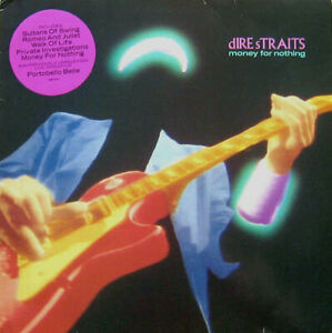 Dire Straits – Money For Nothing , LP