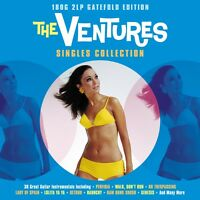 The Ventures - Singles Collection (2LP Gatefold On 180g Vinyl) NEW/SEALED
