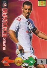 OLIVIER ECHOUAFNI # FRANCE OGC.NICE CARD CARTE PANINI ADRENALYN FOOT 2010