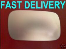 VW CADDY COMBI 1995-02 SEAT INCA  WING MIRROR GLASS FLAT RIGHT OR LEFT