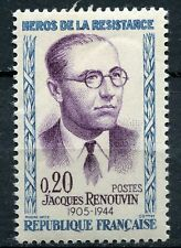 FRANCE TIMBRE NEUF N° 1288  **  JACQUES RENOUVIN