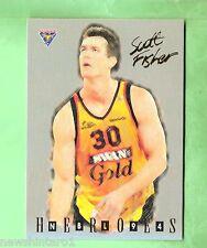 1994 FUTERA AUSTRALIAN  BASKETBALL SCOTT FISHER CARD NH8  #4549