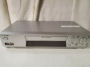 Sony VCR Player SLVN88 VHS Video Cassette Recorder FREE SHIPPING