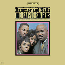 The Staple Singers - Hammer And Nails 180G LP REISSUE NEW