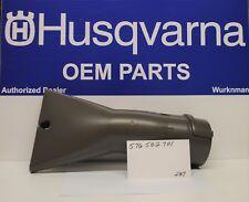 Genuine Husqvarna 576582701 Flat Flare Nozzle Fits 570Bfs 570Bts 580Bfs 580Bts