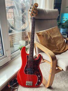 Fender Squier JV Precision P Bass 83 Pino Palladino