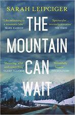 The Mountain Can Wait, New, Leipciger, Sarah Book