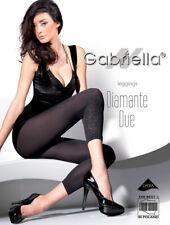 GABRIELLA Diamante Due Luxury Super Fine Decorative Diamante Patterned Leggings