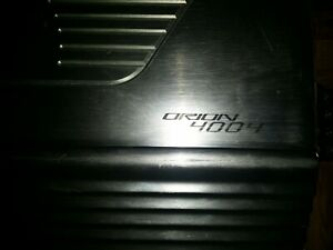Orion 4004 4-Channel Car Amplifier Used In good working condition