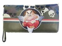 Portafoglio Disney Donna Sette Nani Teschi Wallet Woman 32615
