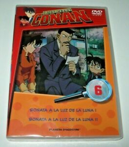 Detective Conan Vol. 6 DVD - Edición española precintado