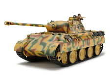Sp Ed Tamiya 1/35  PANTHER  Ausf D  WWII German Tank Kit  w/ PE Extra  25182