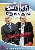 Switch reloaded Vol. 3 (3 DVDs) [Director's Cut] von Marc... | DVD | Zustand gut