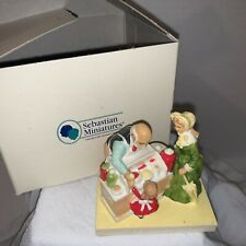 New ListingCollectible Sebastian Miniatures The Candy Store In Original Box