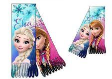 Disney Frozen Eiskönigin Anna Elsa Schal Winterschal Mädchen
