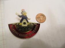 OOTM 2003 Delaware bird on a plane pin odyssey of the mind