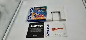 [BOITE + NOTICE] Nintendo Game Boy Gameboy Mega Man II 2