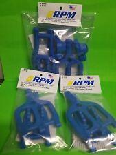 COMBO RPM 80465 80945 TRUE TRACK Suspension Arms Traxxas 2.5 3.3 T-maxx Emaxx