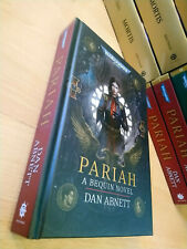Dan Abnett BEQUIN: PARIAH HB MINT Warhammer 40K Bequin series Book 1