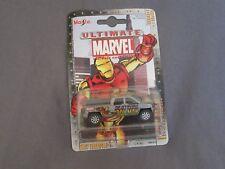 767F Maisto Series 1 10/25 Marvel GMC Terradyne Iron Man 1:64