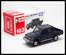 TOMICA #103 TOYOTA LAND CRUISER 1/71 TOMY 2015 FEB NEW MODEL DIECAST CAR