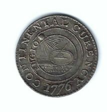 1776 Continental Currency Mind Your Business Fugio American Congress Coin Medal