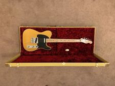 Fender® American Original '50s Telecaster® Butterscotch Blonde w/Case