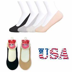 New 3, 6, 12 Ladies Foot Cover Black Beige Loafer Boat Liner Socks Basic No Show