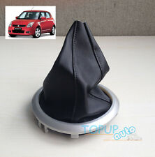 Fit for suzuki swift 2005-2010 gear knob gaiter cadre en plastique gaitor dust cover