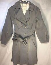 BANANA REPUBLIC trench coat Women's jacket S raincoat belt