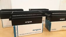 Lot of 4 Vintage Argus 30 Slide Tray #2401 for Argus Special Model 55 Projector