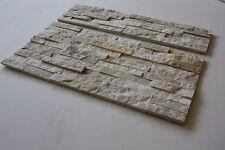 1 Muster Marmor Natursteinwand Wandverblender Riemchen Echtstein Fliesen 44?/m²