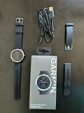Garmin Vivoactive 3 GPS Smartwatch - Black Used