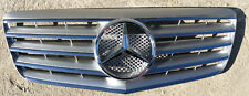NEW Silver W211 Grille 07-09 E Class,GRA-W211-0708W-CL5-SL,(Fits: Mercedes)
