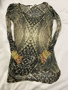 camilla franks Long Sleeve Top Size M/L