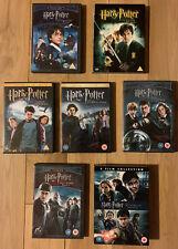 Job Lot: Harry Potter - All 8 Films On DVD!