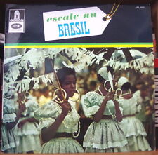 "ESCALE AU BRESIL ""ROSA DE OURO"" FRENCH LP"