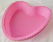 Utensilios de cocina color principal rosa de silicona