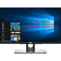 """Dell 24"""" IPS LED FHD Touch-Screen Monitor P2418HT FOR PARTS☝"""