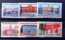 ITALY 1961 Centenary (6) SG1060/5 U/M FP9899