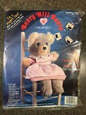 Beary Hill Bears Puppet Plush 1984 Raspbeary Mama 102R New!!