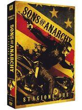 Sons of Anarchy - Stagione 2 (4 DVD) - ITALIANO ORIGINALE SIGILLATO -