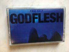GODFLESH ‎- Post Self - CASSETTE TAPE - SEALED - New Copy - 2017 Industrial JESU
